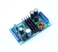 Free shipping High-Power Automatic Step UP/Down Power Module LTC3780 DC-DC Converter