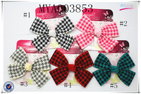 "$17.5/20 pcs  3.5""Girls hair bows colorful Stacked Hair Bow Big  Boutique hair bows accessory, toddlers"
