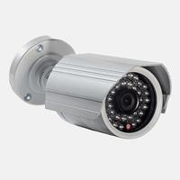 CE FCC Certificate Infrared Sensitivity Waterproof 1280*720P AR0130 CMOS Sensor 30M IR Distance Bullet CCTV IP Camera/IPS-611S