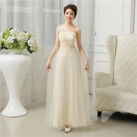 Hot Selling 2015 New Fashion Women's Party Prom Bridesmaid Long Dress+Free Shipping