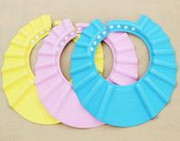 Best Soft Baby Babies Kids Children Shampoo Bath Bathing Shower Cap Hat Wash Hair Shield