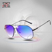 Fashion Metal Frame Men Sunglasses night driving glasses Male Fishing Outdoor Sports Eyewear oculos de sol masculino Original