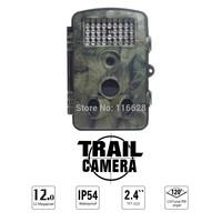 Free shipping SIV RD1000 290 degree range 20m length detective temperature detector IR light Full HD 1080P hunting camera