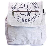 Ffashion canvas men's backpack women's rucksack school/travel bag made of canvas B311