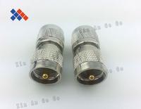 5PCS PL259 UHF - JJ  connector   Free  Shiping