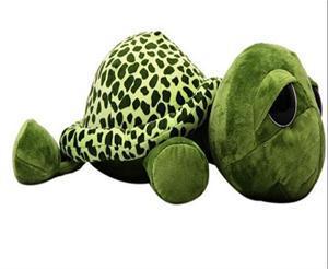 CR Popular 1pc Super Cute Big Eyes Green Tortoise Turtle Animal Baby Stuffed Plush Toy 20cm RC(China (Mainland))
