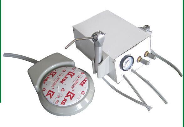 Free Shipping Dental Lab Portable Turbine Unit Air Compressor 3 way Syringe Handpiece 4 Holes / 2 Holes(China (Mainland))