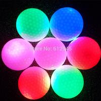 Factory Direct Wholesale Luminous night LED Golf Ball