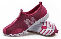 Free Shipping Women casual flat sneaker shoes , Fashion Women Running Breathable Beach Sneakers