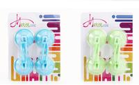4pcs per set Suction Cup Hanging Hook for Kichen / Bathroom