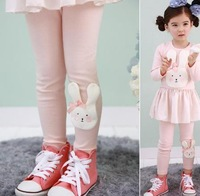 2015 Newest Girl's Winter Clothing Sets Winter Kids Children Clothing   Hello Kitty Two-piece Thickening  Pants A110 Pants A110