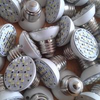Ultrashort led bulbs led canister light 3 w bulb E27LED light cup 12 v, 110 v, 220 v astigmatism lamp cup