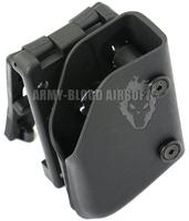 FMA Multi-Angle Speed Pistol Magazine Pouch GEN2 Black Free Shipping