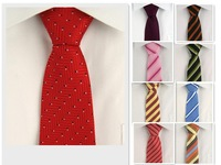 New 2014 SILK Men ties For Business Gifts Classic men's Neckties Chequers Free shipping