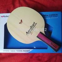butterfly AMULTART blade table tennis racket super ZL Carbon Fiber 35641(FL) 22780(CS)  ping pong bat amultart  table tennis