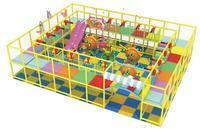kids Indoor battle playground