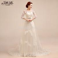 wedding dress vestidos de novia 2015 vestido de noiva sexy wedding dresses lace fashionable vestidos vestido de renda gown 626