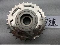 DNP Epoch 7 Speed Thread Screw On Freewheel Cog 11-30T 7S speed For shimano system bike MTB cassette mountain xc