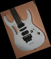 New Arrival  Wholesale - Visa Jem Model Electric Guitar Silver 7V 201104