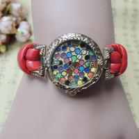 fashion & casual 2014 tide restoring ancient ways rope chain girls fashion wholesale women's rhinestone Dress Watches