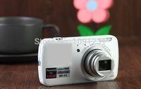 Free shipping new S800C intelligent long Jiao Anzhuo WIFI 1600 megapixel 10x optical zoom digital camera Intelligent Beauty