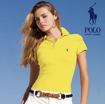 Novo 2014 POLO ralphly laurens marca shirt para as mulheres pequeno cavalo logo camiseta camise das mulheres de manga curta de fitness Camisa partes superiores & t(China (Mainland))