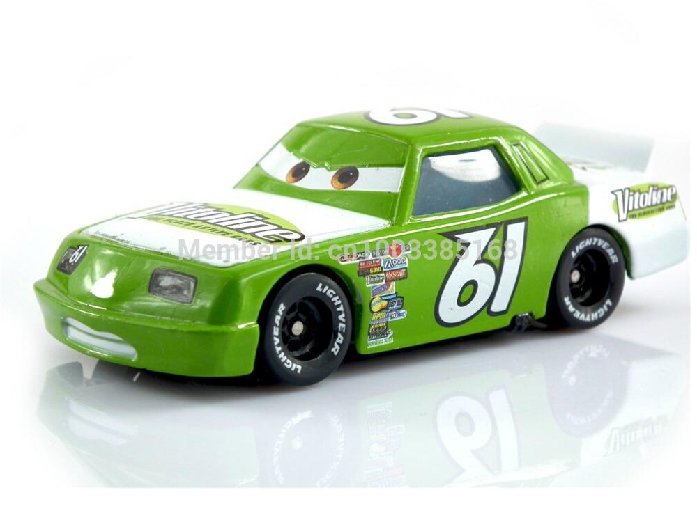 100% original --- Pixar Cars diecast figure TOY 1:55 scale -- No.61 Vitoline(China (Mainland))