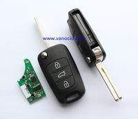 KIA K2 car folding remote key 434mhz with ID46 chip