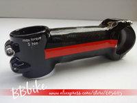 Mountain bike series pack ultralight carbon fiber stem / riser diameter 80mm-110mm 28.6-31.8mm