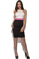 Sexy Women Bodycon Party Clubwear Sleeveless Cocktail Dress