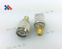 5PCS TNC-J to SMA - K  connector   Free  Shiping