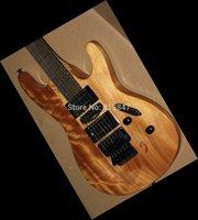 New Arrival  Wholesale - Visa Jem Model Electric Guitar 513 Pick Ups Wooden 201104