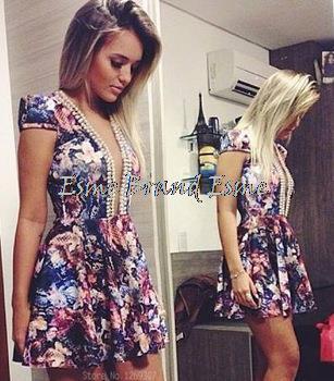 Потребительские товары Esme brand 2015 v/vestido TD04