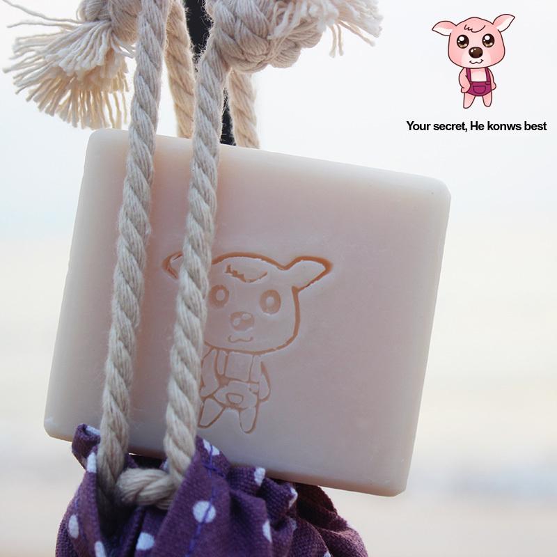 Women Menstruation Period Underpants Handmade Soap Remove Blood Stains Sterilization Underwear Baby Clothing Laundry Detergent(China (Mainland))