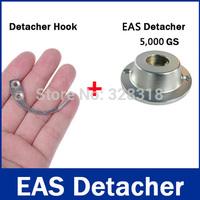 1PC 5000GS General Alloy Detacher 1PC Hook Key Tag  Universal Magnetic Security Sensormatic Detacher Checkpoint EAS Hard Tag