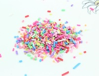 200gram large bag of 2mm-6mm Tiny Fake Sprinkles Colorful Faux Chocolate Topping Candy Flakes Polymer Clay fimo cab