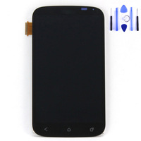 100% warranty For HTC Desire X T328e LCD Screen+Touch digitizer Assembly New and original MOQ 1 PCS free shipping  with tool