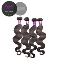 Rosa hair products Brazilian body wave 6A Cheap Brazilian Virgin Hair Extension Body Wave unprocessed brazilian body wave hair