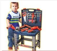 Free shipping Babri tool box toy sets electric drill belt boy gift child toy kids education toy set Simulation maintenance tools