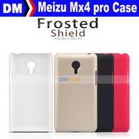 Original Nillkin Meizu MX4 Pro Frosted Case Hard Case with Retail package Meizu MX4 Pro Case