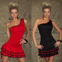2014 New Sexy one-piece dress fashion sexy cocktail evening party dress