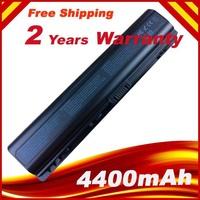 4400mAH laptop battery for HP Pavilion DV2000 DV2100 DV2200 DV2700 DV2800 DV2900 DV6000 DV6300 DV6700 HSTNN-DB42 HSTNN-LB42