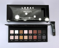 New Makeup LORAC PRO Palette 16 Color Eyeshadow With Eye Primer 1 pcs