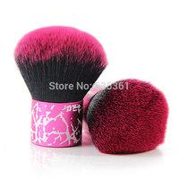 Free shipping kabuki makeup brush blusher brush loose powder brush