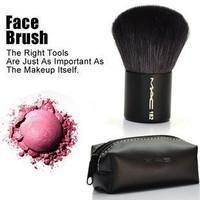 1 brush+1 bag New Professional Women Beauty Face Brush Cosmetic Brush Goat Hair Powder Brush
