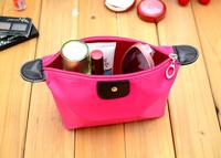 Fashion Women Waterproof Zipper Cosmetic Makeup Bag pouch women's organizer handbag travel bags