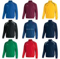 Jako football training services jersey soccer jersey pocket tape zipper quick-drying 8794 sportswear jacket  men's sports jacket
