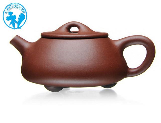 Free Shipping Yixing teapot tea pot filter beauties handmade clay cement stone scoop pot Hi Quality(China (Mainland))