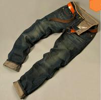 jeans 2014 men's fashion jeans men big sale autumn clothes new fashion brand Men's pants  MW280