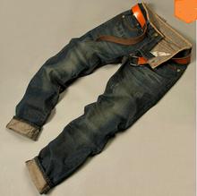 jeans 2014 men's fashion jeans men big sale autumn clothes new fashion brand Men's pants  MW280(China (Mainland))